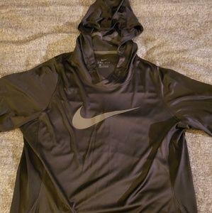 Nike dry fit jogging hoodie